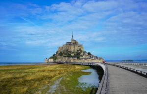Mont Saint Michel - Bascomania